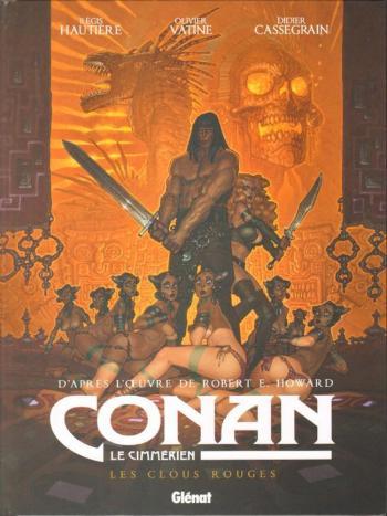Couverture de l'album Conan le Cimmérien - 7. Les Clous rouges