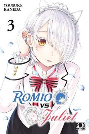 Couverture de l'album Romio vs Juliet - 3. Tome 3