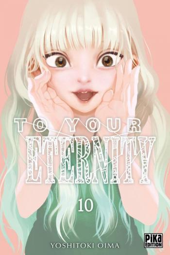 Couverture de l'album To Your Eternity - 10. Tome 10