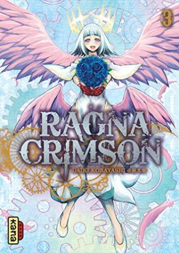 Couverture de l'album Ragna Crimson - 3. Tome 3