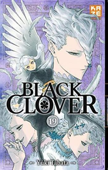 Couverture de l'album Black Clover - 19. Tome 19