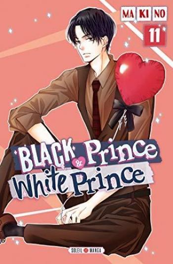Couverture de l'album Black Prince & White Prince - 11. Tome 11