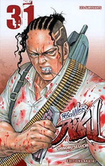 Couverture de l'album Prisonnier Riku - 31. Les Survivants