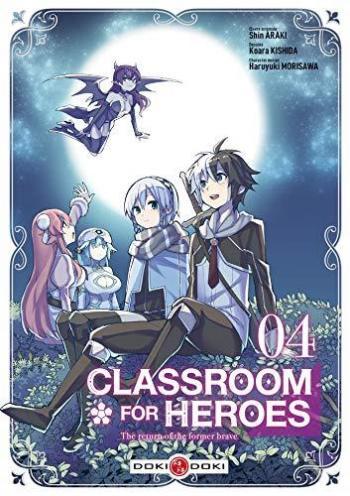 Couverture de l'album Classroom for Heroes - 4. Tome 4