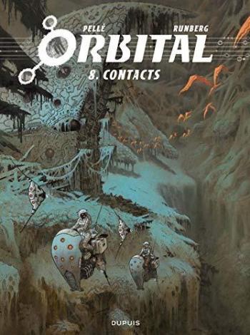 Couverture de l'album Orbital - 8. Contacts