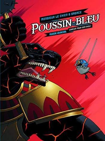 Couverture de l'album Poussin-bleu - 2. Chacun pour son dieu !