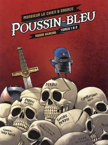 Couverture de l'album Poussin-bleu - COF. Poussin-Bleu, histoire complète