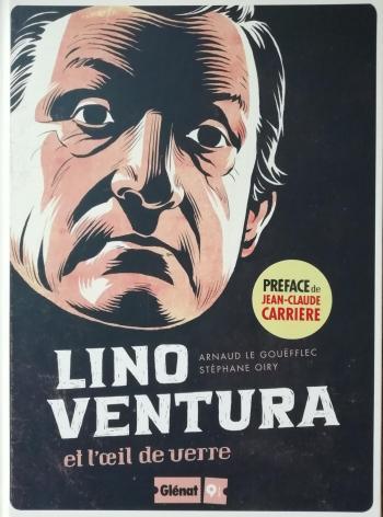 Couverture de l'album Lino Ventura et l'œil de verre (One-shot)
