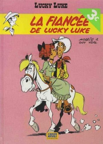 Couverture de l'album Lucky Luke - 54. La Fiancée de Lucky Luke