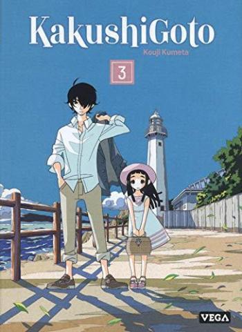 Couverture de l'album Kakushigoto - 3. Tome 3