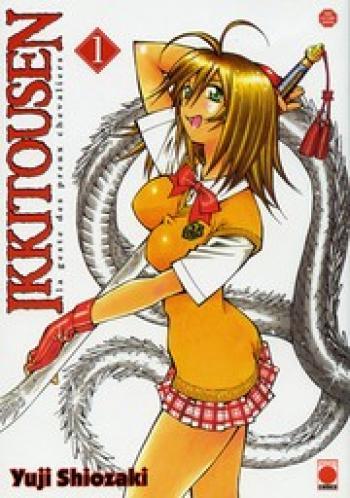 Couverture de l'album Ikkitousen - 1. Tome 1