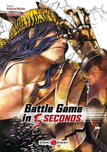 Couverture de l'album Battle Game in 5 Seconds - 7. Tome 7