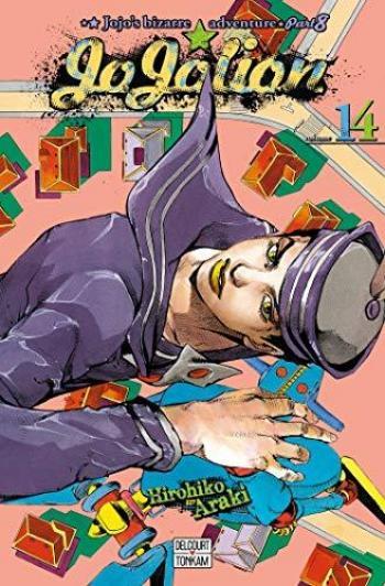 Couverture de l'album Jojo's Bizarre Adventure - Saison 8 - Jojolion - 14. L'Aube des Higashikata