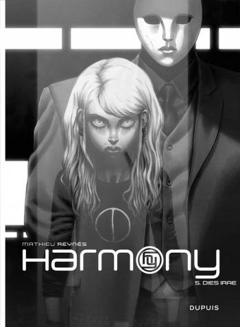 Couverture de l'album Harmony - 5. Dies Irae (Edition noir et blanc)