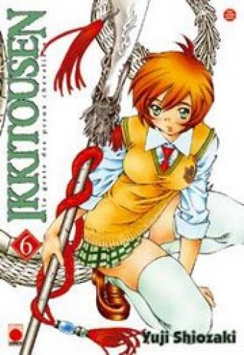 Couverture de l'album Ikkitousen - 6. Tome 6