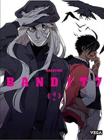 Couverture de l'album Bandit 7 - 2. Tome 2