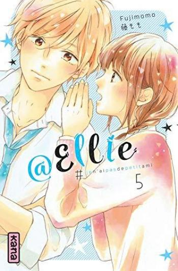 Couverture de l'album @Ellie - 5. Tome 5