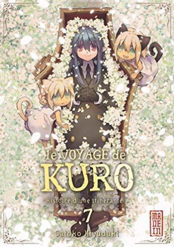 Couverture de l'album Le Voyage de Kuro - 7. Tome 7