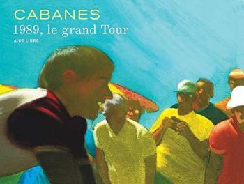 Couverture de l'album 1989, le grand tour (One-shot)