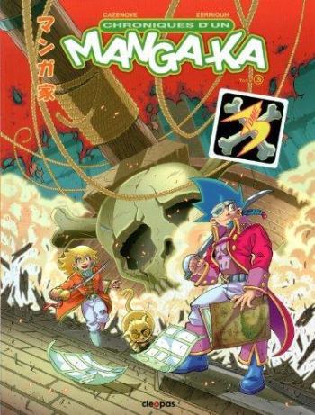 Couverture de l'album Chroniques d'un mangaka - 3. (03)