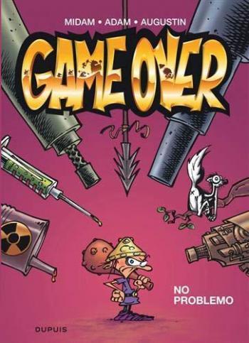 Couverture de l'album Game Over - 2. No Problemo