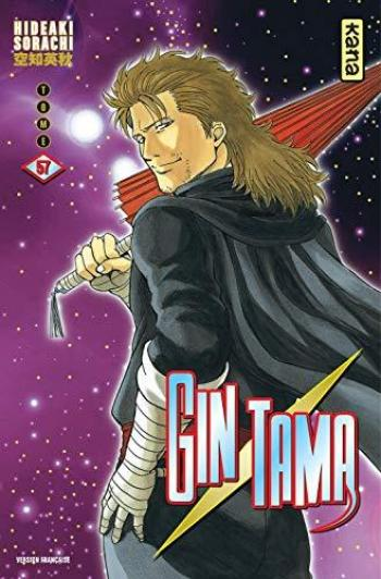 Couverture de l'album Gintama - 57. Tome 57