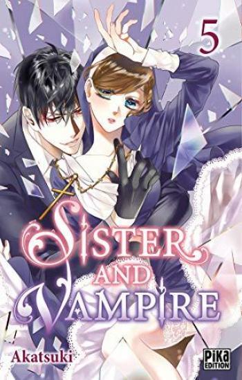 Couverture de l'album Sister and Vampire - 5. Tome 5