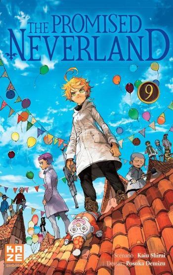 Couverture de l'album The Promised Neverland - 9. Début des hostilités