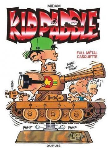 Couverture de l'album Kid Paddle - 4. Full Métal Casquette