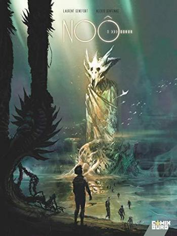Couverture de l'album Noô - 1. Soror