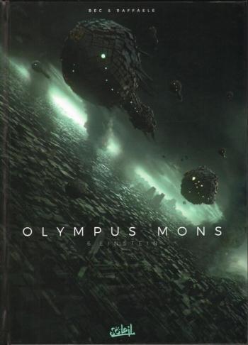 Couverture de l'album Olympus Mons - 6. Einstein