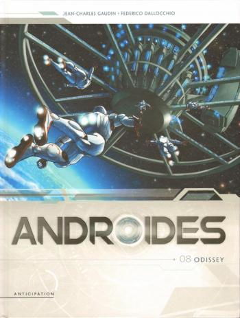 Couverture de l'album Androïdes - 8. Odissey
