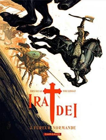 Couverture de l'album Ira Dei - 3. Fureur normande