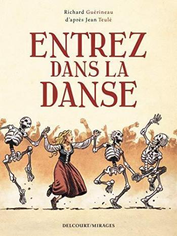 Couverture de l'album Entrez dans la danse (One-shot)