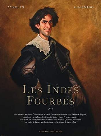 Couverture de l'album Les Indes fourbes (One-shot)