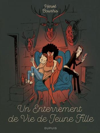 Couverture de l'album Un enterrement de vie de jeune fille (One-shot)