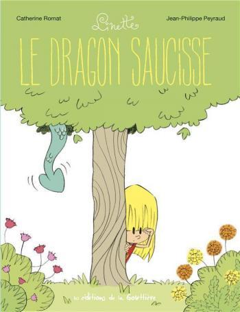 Couverture de l'album Linette - 2. Le Dragon saucisse