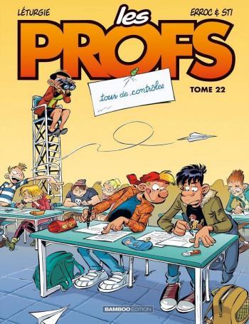Couverture de l'album Les Profs - 22. Tour de contrôles