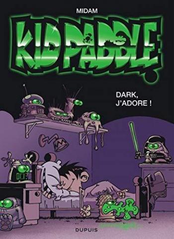 Couverture de l'album Kid Paddle - 10. Dark, j'adore !