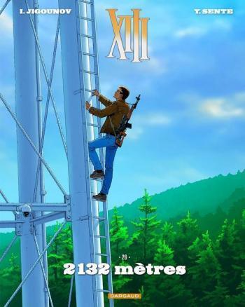 Couverture de l'album XIII - 26. 2132 mètres