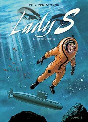 Couverture de l'album Lady S. - 14. Code Vampiir