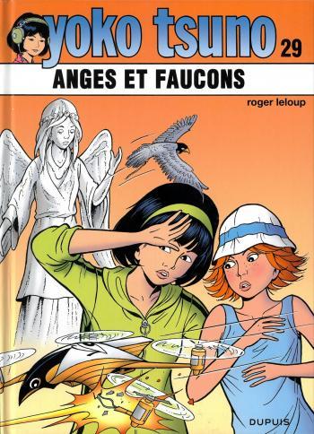 Couverture de l'album Yoko Tsuno - 29. Anges et faucons