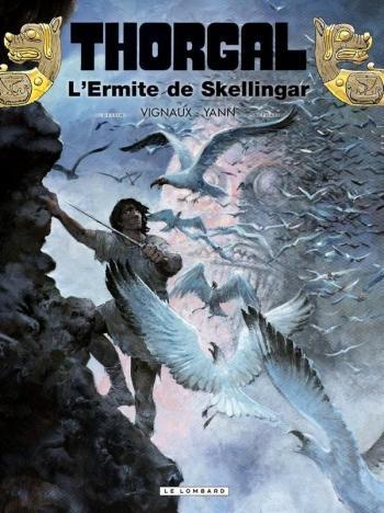Couverture de l'album Thorgal - 37. L'Ermite de Skellingar
