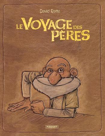 Couverture de l'album Le Voyage des pères - INT. Intégrale Cycles 1 et 2