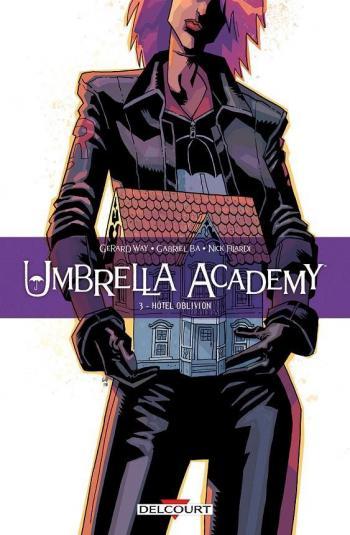 Couverture de l'album Umbrella Academy - 3. Hôtel Oblivion