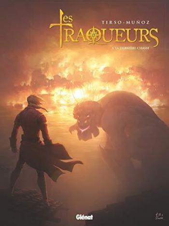Couverture de l'album Les Traqueurs - 3. La Dernière chasse