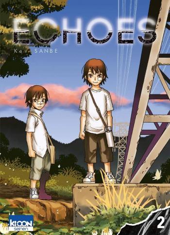 Couverture de l'album Echoes - 2. Tome 2