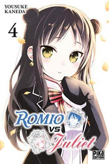 Couverture de l'album Romio vs Juliet - 4. Tome 4