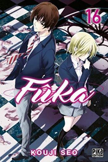 Couverture de l'album Fûka - 16. Tome 16