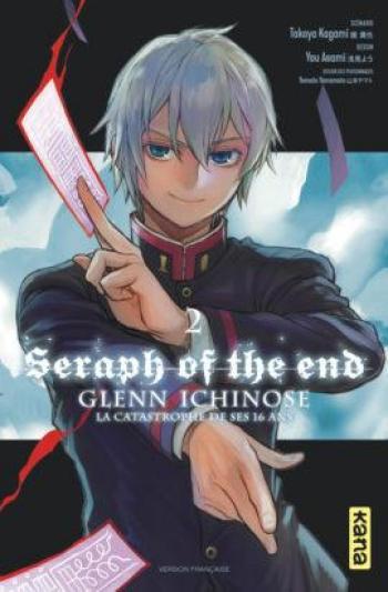 Couverture de l'album Seraph of the End - Glenn Ichinose - 2. Tome 2